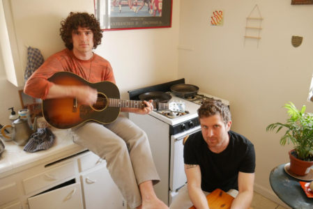 """Cones share new video for """"Outside"""""""