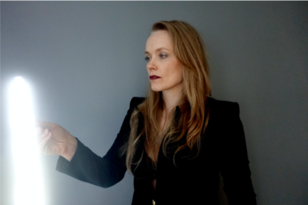 """Norwegian artist Ane Brun debuts her new single video,""""Song For Thrill and Tom"""""""