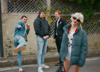 Amyl and The Sniffers have released Live At The Croxton