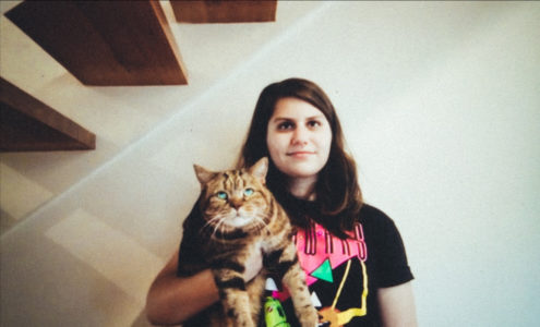Alex Lahey has released a new EP, entitled Between The Kitchen And The Living Room, out today on Dead Oceans.