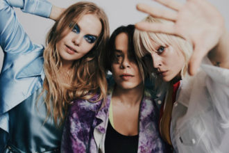 Dream Wife Practices What They Preach: Adam Fink caught up with band member Rakel Mjöll