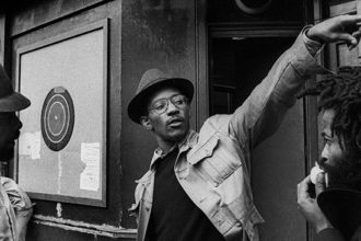 """""""Want Fi Goh Rave"""" by Linton Kwesi Johnson is Northern Transmissions Song of the Day"""
