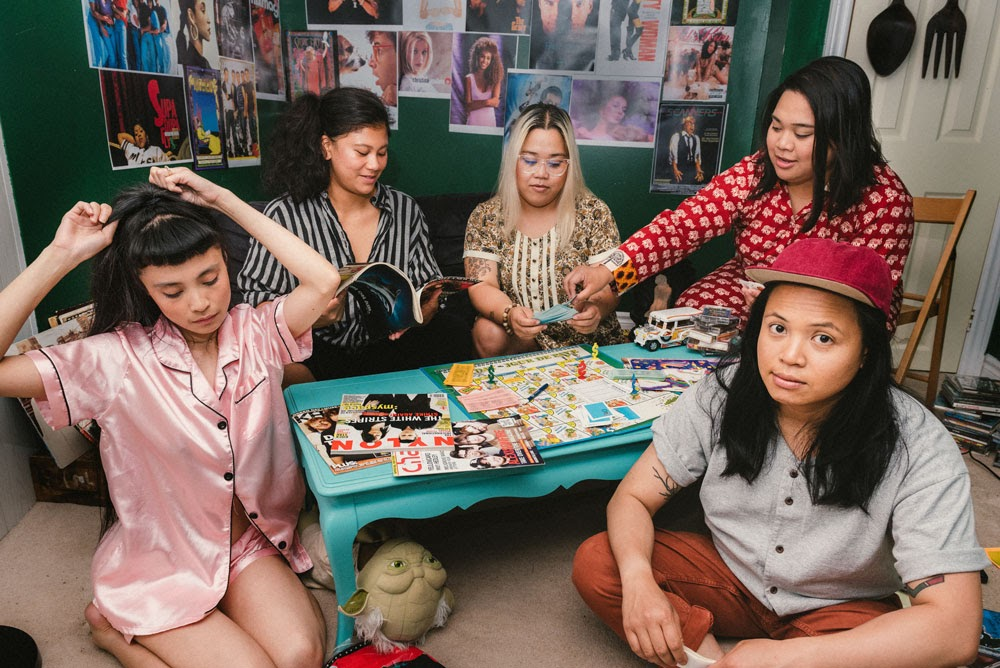"""Pantayo have shared a video for album track """"V V V (They Lie)"""" from director Lynn VanderMuelen"""