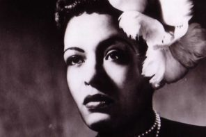 """Autumn in New York"" Billie Holiday"