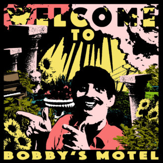 Welcome To Bobby's Motel album by Pottery review by Leslie Chu for Northern Transmissions