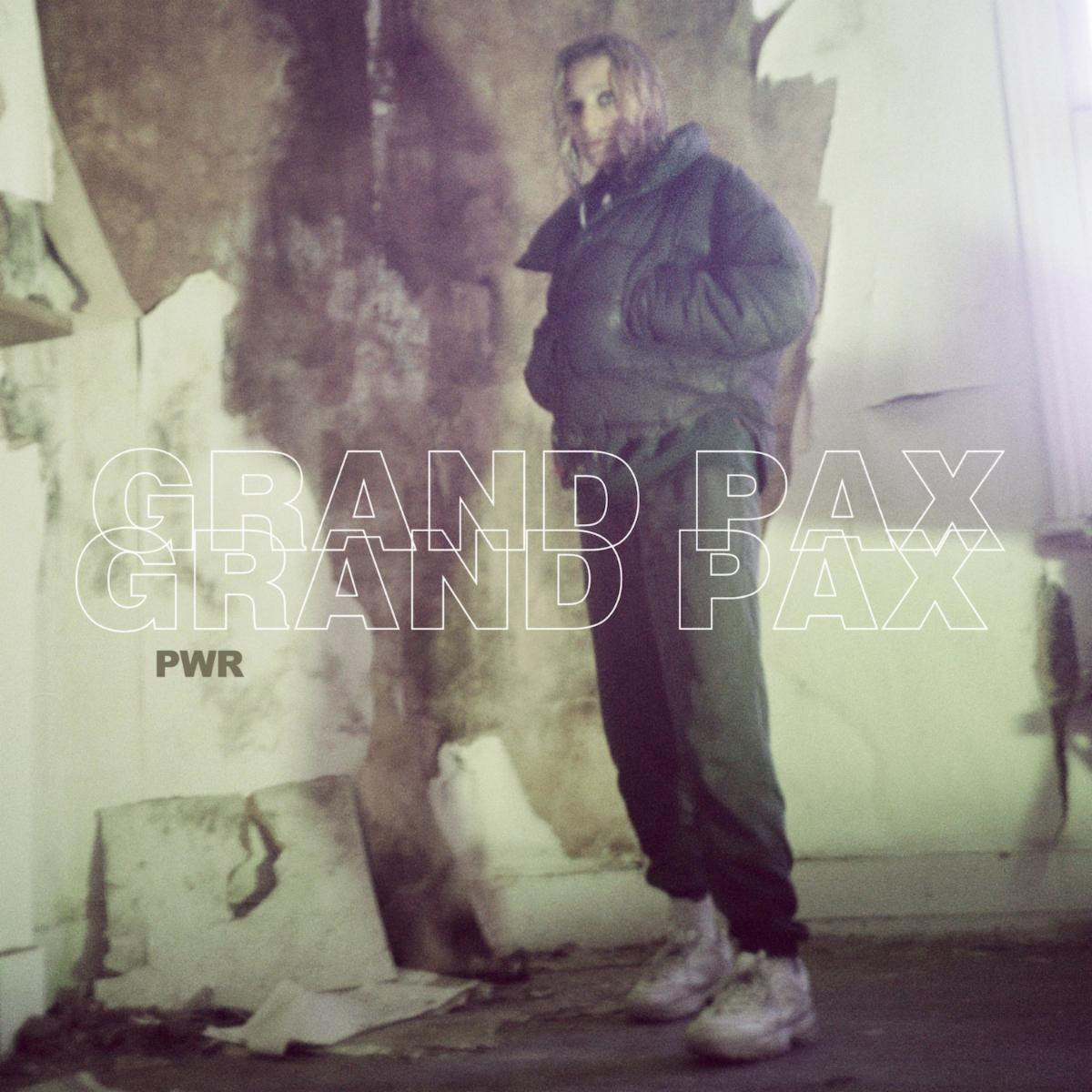 PWR by Grand Pax album review by Steven Ovadia. The singer/songwriter's EP is now out via Blue Flowers and various streaming services