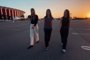 "HAIM have dropped a new video for ""Don't Wanna"""