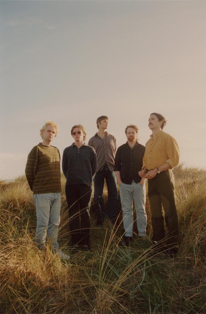 """Fontaines D.C. have shared a new song/video entitled """"Televised Mind."""" The track is off the Dublin, Ireland band's forthcoming LP, A Hero's Death (out July 31 via Partisan"""