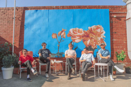 "Rolling Blackouts Coastal Fever debut ""Cameo"""