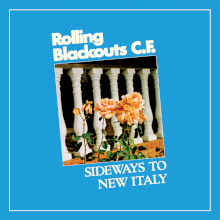 Sideways To New Italy by Rolling Blackouts Coastal Fever, album review by Northern Transmissions