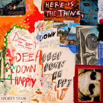 Deep Down Happy by Sports Team album review by Adam Williams for Northern Transmissions