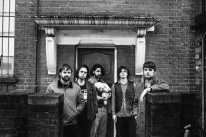 "Dublin Ireland's Fontaines D.C. debut video for ""I Don't Belong"""