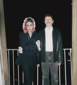 """UK duo, Drab City have shared a video for """"Live Free and Die When It's Cool"""". Of the track the band say: """"Live Free and Die When It's Cool tells the story"""