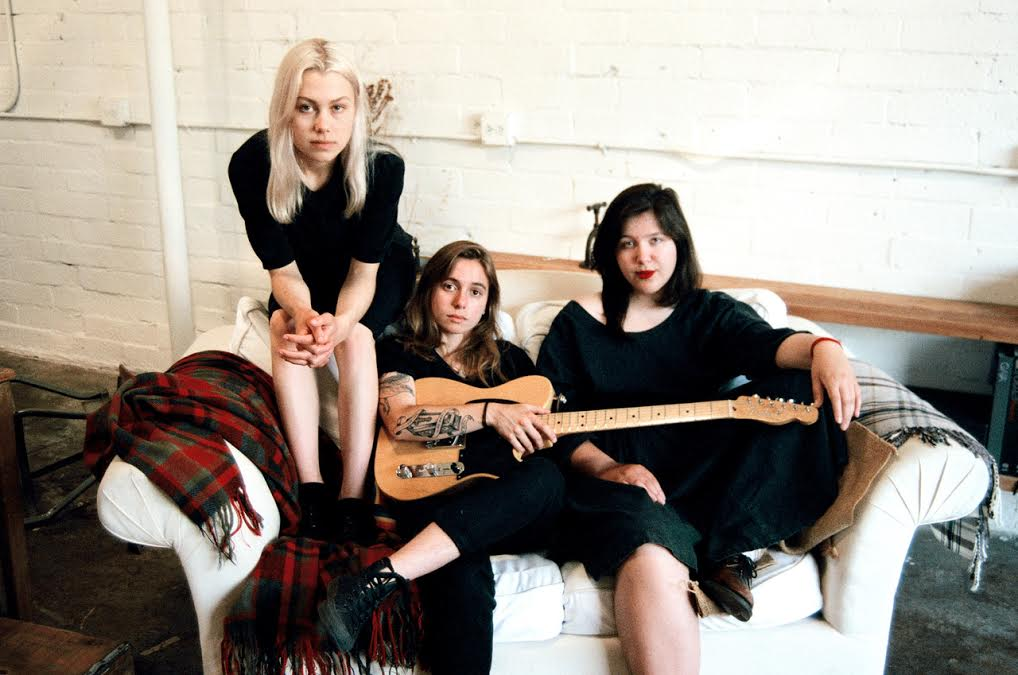 On Friday, July 3, boygenius, the trio, which includes Julien Baker, Phoebe Bridgers, and Lucy Dacus – will make three demos from their 2018 EP