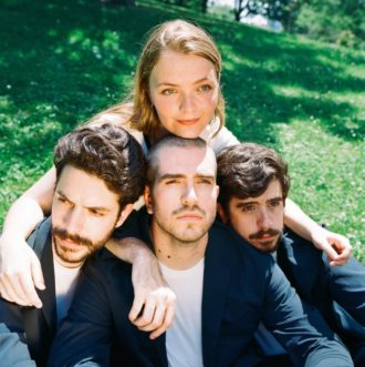 Dizzy Embrace Self Reflection on their new album The Sun and Her Scorch: Adam Fink caught up with the band's Katie Munshaw to discuss their new LP and more