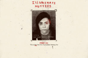FREE I.H: This Is Not The One You've Been Waiting For Illuminati Hotties album review by Adam Fink.