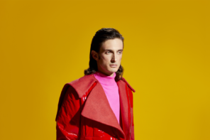 """NZCA LINES AKA: Michael Lovett has shared his new single, """"For Your Love"""", the latest track off his forthcoming release Pure Luxury, due for release 7/10"""