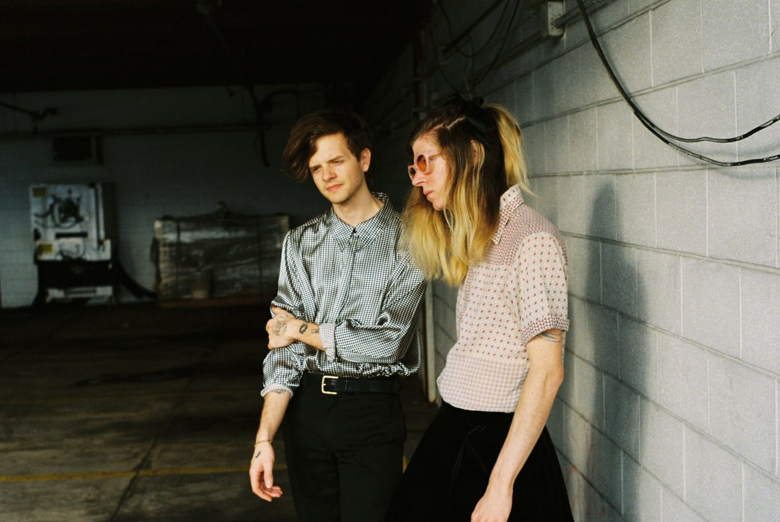 """Korine has released a video for their new single """"Cold Heart,"""" the clip was directed by Deyzi Visuals, and is off their forthcoming LP The Night We Raise"""