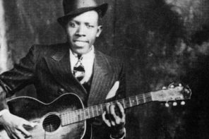 """Ramblin' On My Mind"" Robert Johnson"