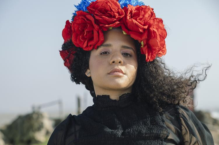 """Lido Pimienta has released """"Eso Que Tu Haces"""" (Austra's Genocracy Remix). The track's original version is from Pimienta's current release Miss Colombia."""