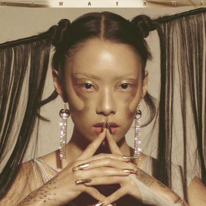 """Rina Sawayama enlists Bree Runway for new remix of """"XS, the track is off her debut album SAWAYAMA, out now via Dirty Hit Records"""