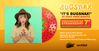 """Gaming's song of the summer, is entitled """"It's Bugsnax!"""" by Kero Kero Bonito. The track is out today via digital music platforms and streaming services"""