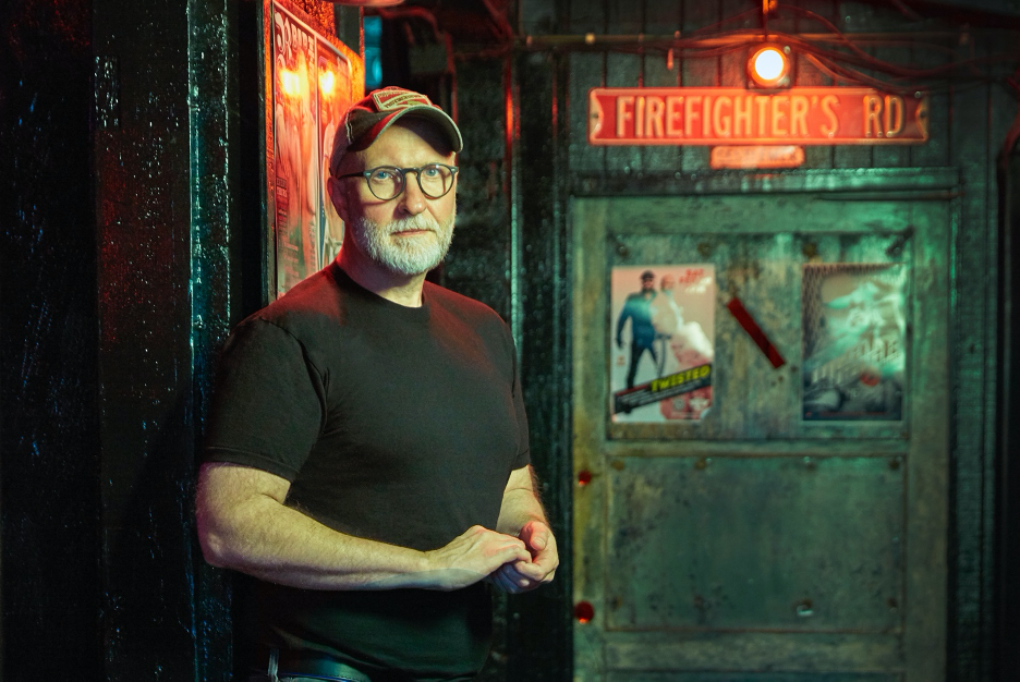 """Bob Mould has released """"Forecast of Rain"""" off of his explosive upcoming album Blue Hearts, Due for release on September 25, via Merge Records."""