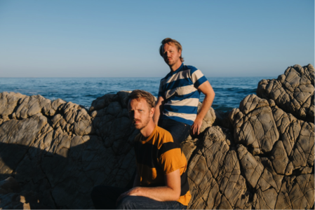 Cayucas announce new album Blue Summer