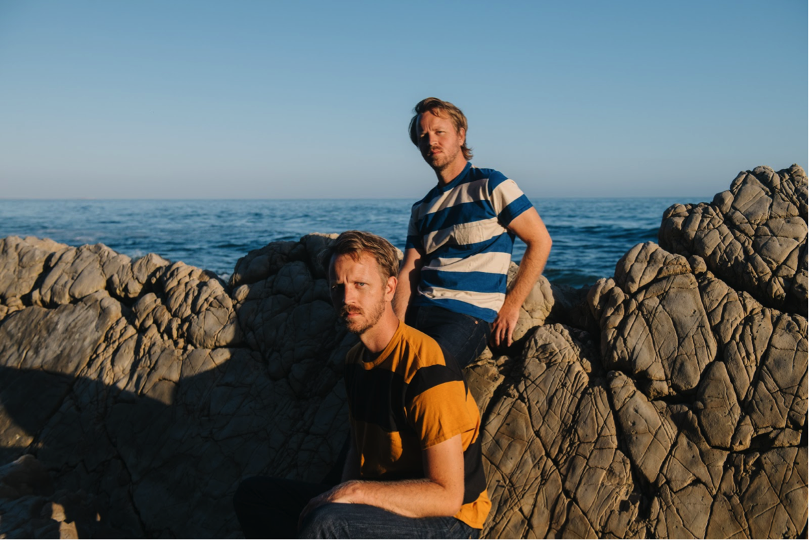 Cayucas announce new album Blue Summer