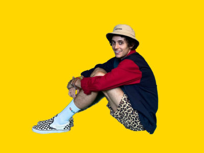 "Ron Gallo has released a new video for ""Hide"""