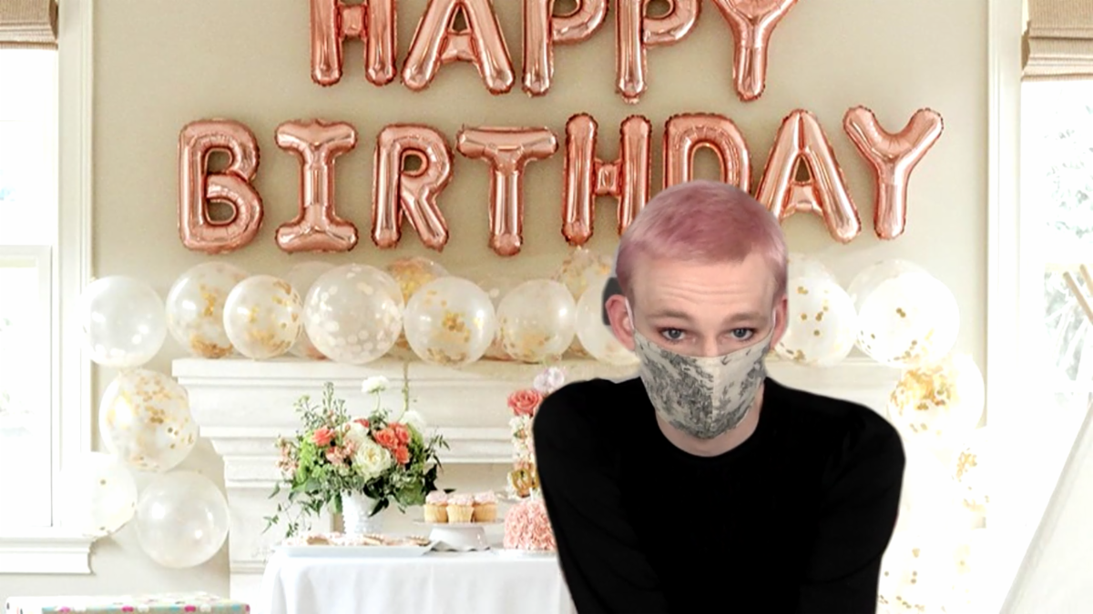 """Boniface has released a new single/video for """"Happy Birthday"""""""