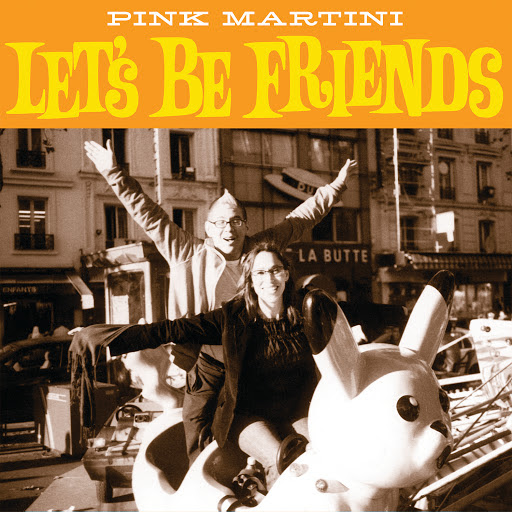 """""""Let's Be Friends"""" by Pink Martini is Northern Transmissions Song of the Day. The track is available via their own label Heinz Records and streaming services"""