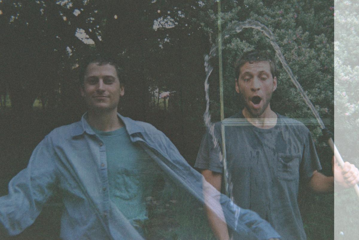 """I'm Sorry"" by Hovvdy is Northern Transmissions Song Of the Day. The track is off the Austin duo's current release Heavy Lifter"