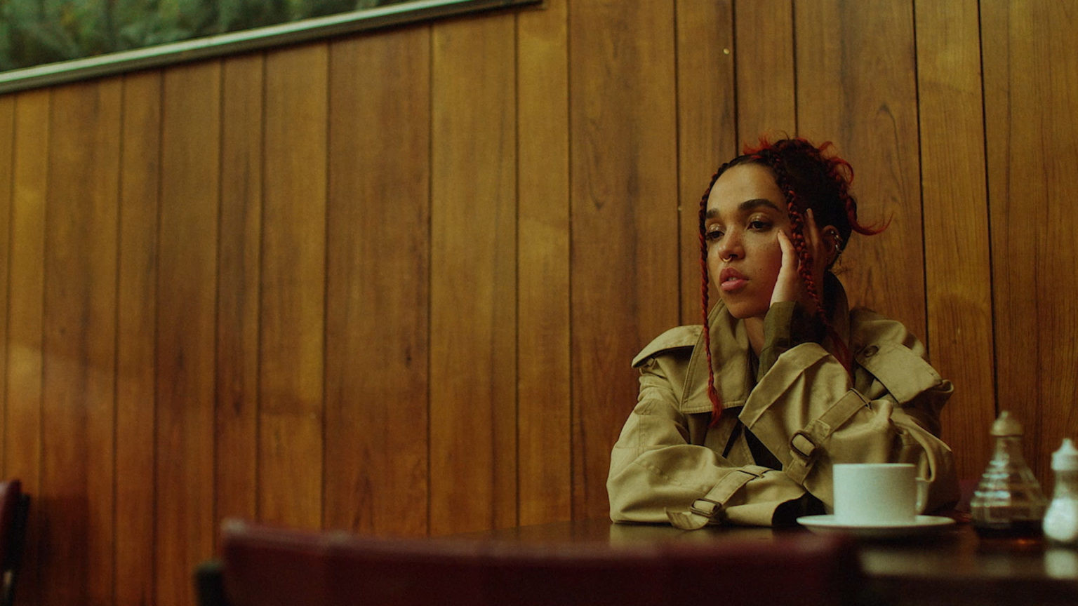 "FKA twigs and filmmaker Hiro Murai have collaborated to produce a seven-minute fantasy film for ""Sad Day,"" from FKA twigs' acclaimed second album Magdalene"