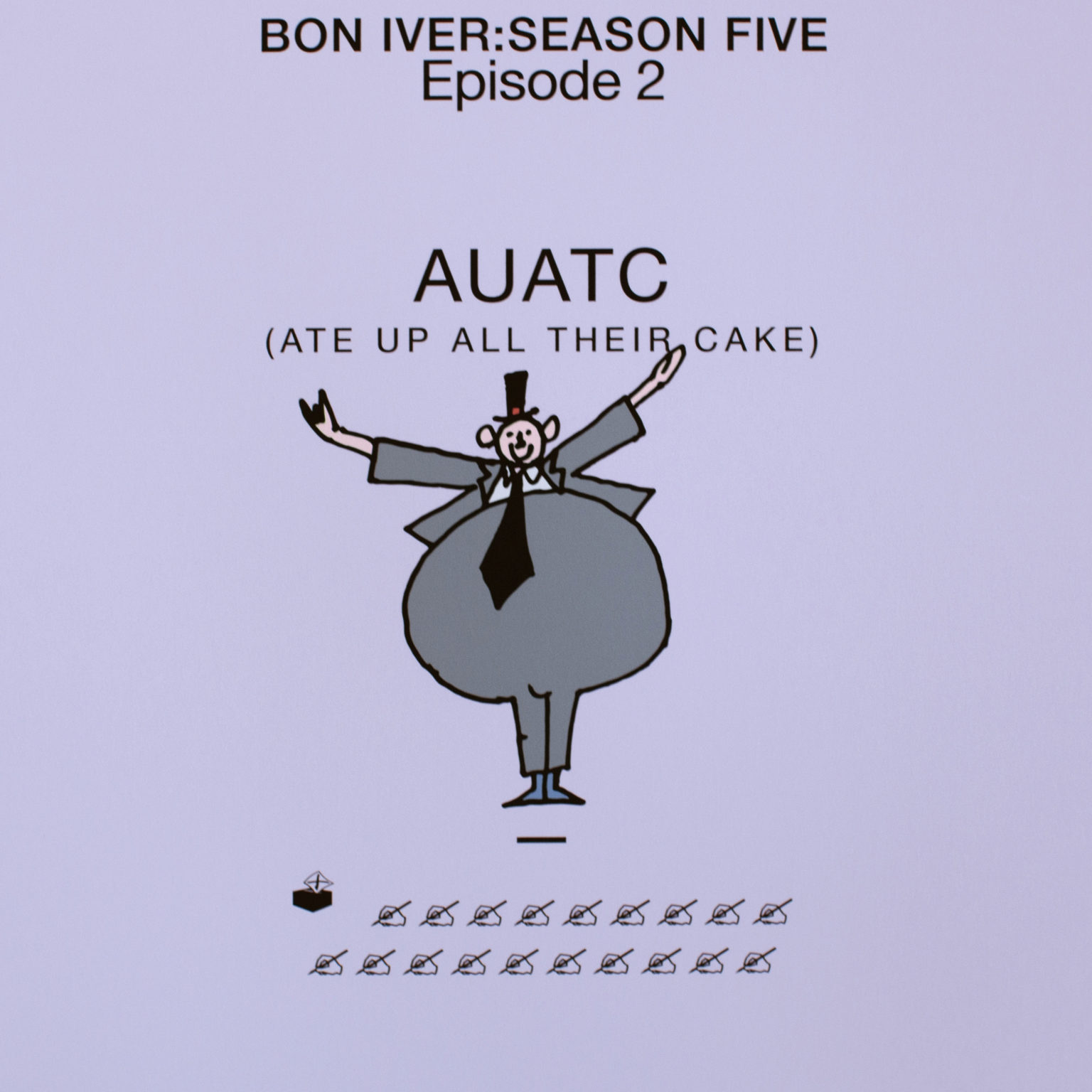 "Bon Iver releases ""AUATC"" for various foundations"