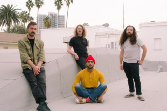 "Long Beach, Cali band Drugs release their debut LP, Episodic, August 7 on Park The Van. Today, the quartet has shared album single ""A Turn Of The Stomach"""