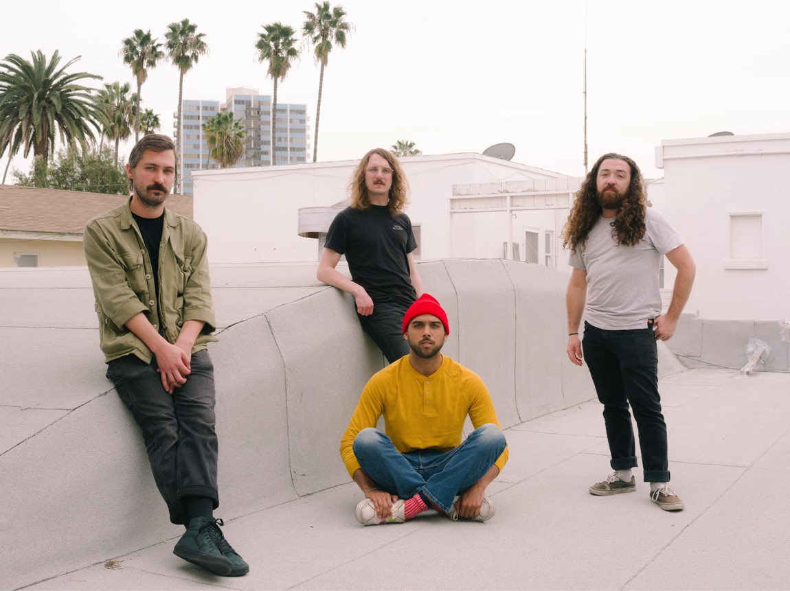 """Long Beach, Cali band Drugs release their debut LP, Episodic, August 7 on Park The Van. Today, the quartet has shared album single """"A Twist Of The Stomach"""""""