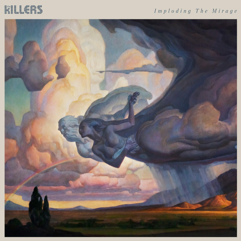 Imploding The Mirage by The Killers album review by Adam Fink for Northern Transmissions