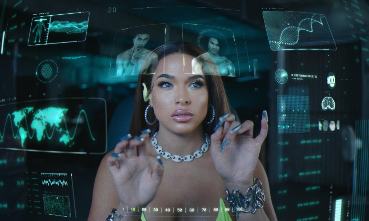 """Princess Nokia releases the official music video for her viral smash hit """"I Like Him"""""""
