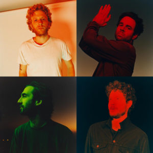 """St. Augustine at Night"" by Dawes is Northern Transmissions Song of the Day. The track is off the band's forthcoming release Good Luck With Whatever"