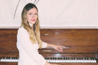 """Lia Ices, has released""""Hymn."""" The single, isher first release in 6 years.Liasays,""""'Hymn' touches on my relationship with """"the muse"""", or spirituality"""