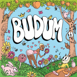 "Jada Kingdom has shared ""Budum"""
