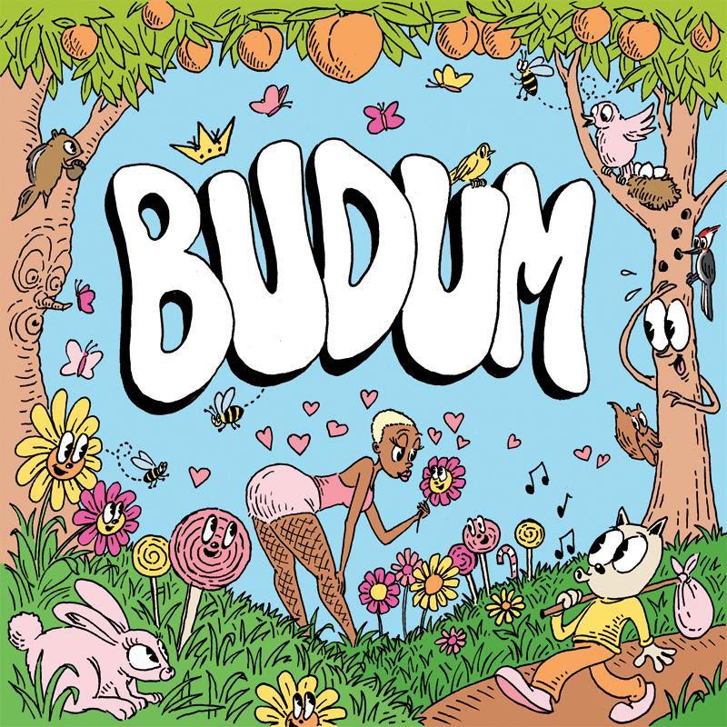 "Jada Kingdom has shared ""Budum"""