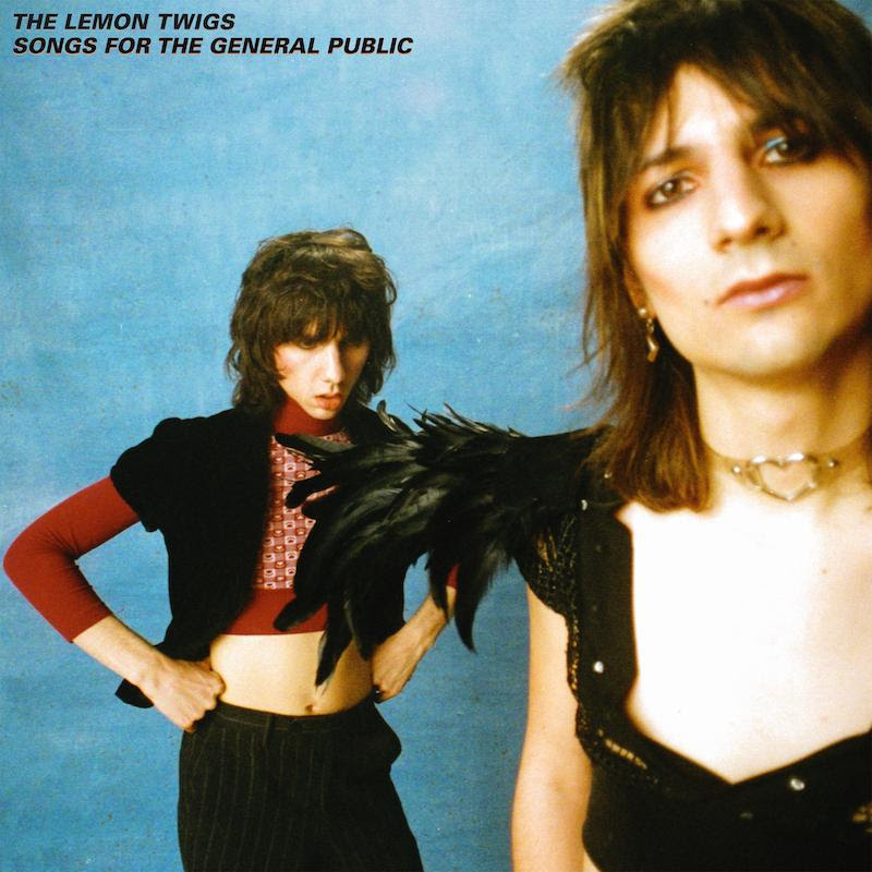 Songs For The General Public by The Lemon Twigs album review by Adam Fink for Northern Transmissions