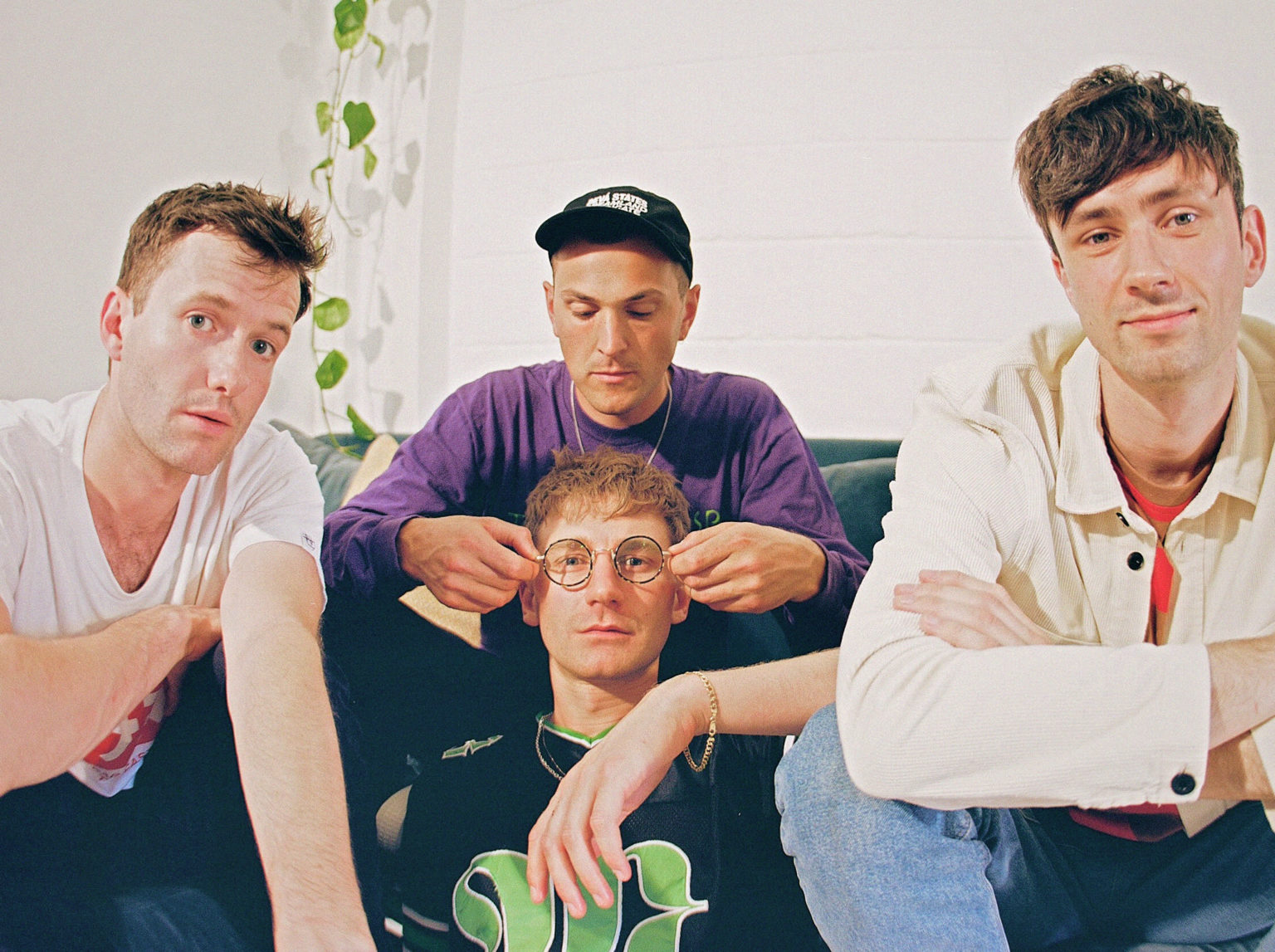 "Glass Animals have released their new track ""It's All So Incredibly Loud"", taken from their fast approaching third album Dreamland, out August 7th"