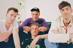 Glass Animals Debut 'It's All So Incredibly Loud'