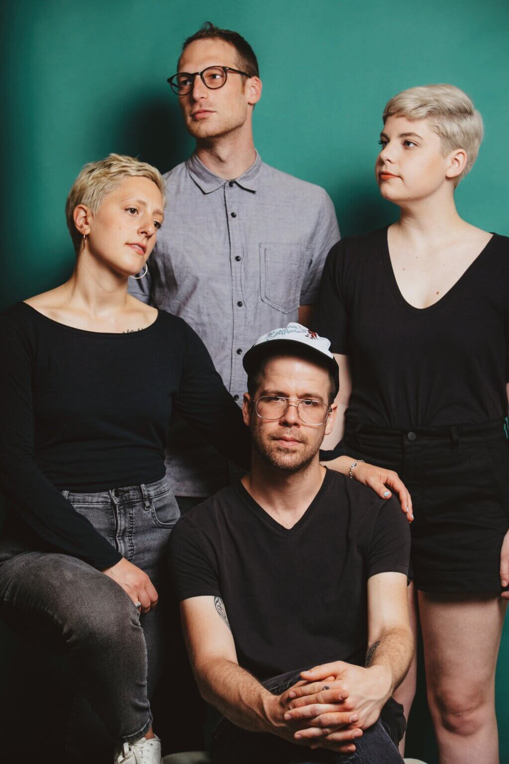 """Lotion Princess has shared their new single """"Retrospect"""" The song is off their double-single """"In The Summer/Retrospect,"""" now available"""