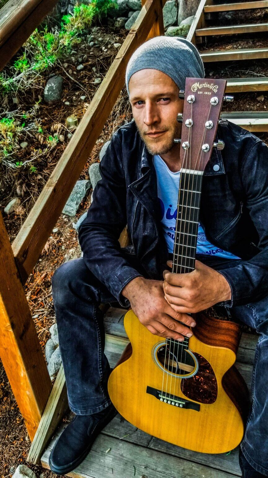 Interview with ultrviolence: Steven Ovadia chatted with Nate Jespersen about Music, Life, and yes, a bit of gardening