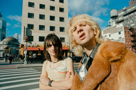 """The Lemon Twigs have dropped a new video for their latest single """"Moon."""" The track is off their current release Songs For The General Public"""