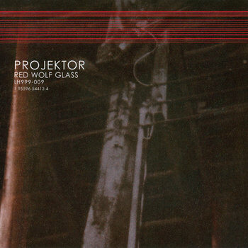 Red Wolf Glass by Projektor album review by Adam Williams. The legendary indie/post rocker's LP is now available via Bandcamp
